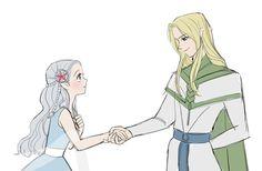 Eärwen and Finarfin