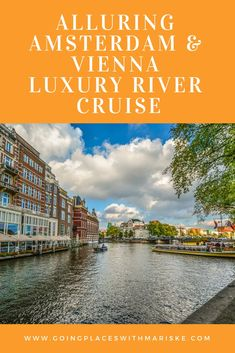 Authentic experiences and local encounters are in store on your cruise along the most scenic parts of the Main, Rhine and Danube rivers. Delight in the full spectrum of Europe's culture, history, art, architecture, cuisine and numerous UNESCO World Heritage sites resting along some of the most legendary rivers.  #goingplaceswithmariske #exploreuniworld #rivercruise #europe #amsterdam #vienna #rhineriver #danuberiver #luxurycruise Uniworld River Cruises, Danube River, World Heritage Sites, Luxury Travel, Rivers, Vienna, Spectrum, Amsterdam, Europe