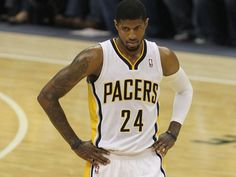 PHOTO: Paul George donates No. 24 gear to his old high school | theScore
