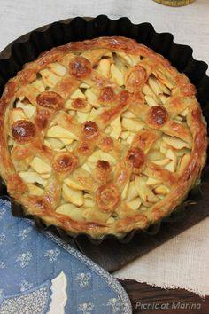 Grand Marnier Apple Pie