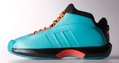 Whoa. Adidas Crazy 1 Basketball Shoes