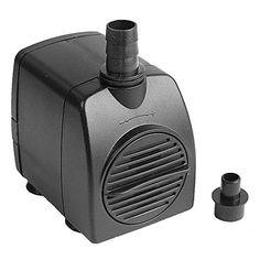 Pumps (water) Ingenious Pro Pump 500 Gph Fish & Aquariums