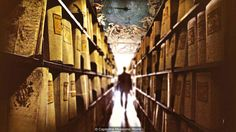 The secret libraries of history After news emerged about an underground reading room in Damascus,  -Fiona Macdonald discovers the places where writing has been hidden for centuries.