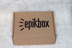 Sparkle With Lee Lee: EpikBox In The Sky