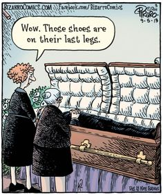 Bizarro Cartoon for Morbider Humor, Dark Humour Memes, Bizarro Comic, Stupid Funny Memes, The Funny, Funny Shit, Funny Quotes, Funny Images, Funny Pictures
