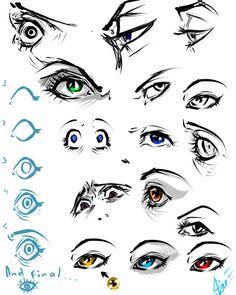 Eyes practice !!!!