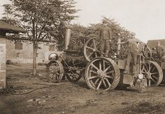 Engine for Steam Plough