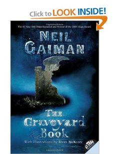 The Graveyard Book: Neil Gaiman,Dave McKean: 9780060530945: Amazon.com: Books