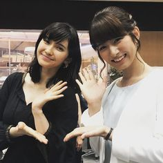 Saya Ichikawa & Yuka Ebihara