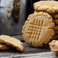 No-Bake Mrs. Fields Peanut Butter Cookies  Serving Size / Yield 48 servings Ingredients  2 C. sugar  1/4 C. margarine  1/2 C. milk  1 C. peanut butter  1 tsp. vanilla  3 C. rolled oats  Directions