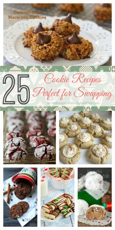 Cookie Recipes Perfect For Swapping
