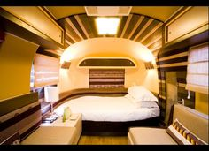 The Coolest Airstream Hotels Around The World (PHOTOS)