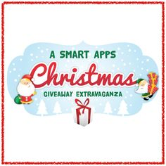 A Smart Apps Christmas Giveaway Extravaganza!! http://www.smartappsforkids.com/giveaways/