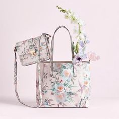 Treat your mum (or honorary mum!) this Mother's Day to one of our Kyoto print must-have bags #Accessorize #Mothersday #gift