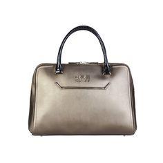 Cavalli Class Women Handbags Brown