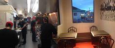 Cuisine et salle à manger Cantine le Rallie a Rimouski
