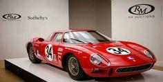1963 Ferrari 25 GTO is world's most expensive car-$52,000,000