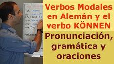 ALEMAN en español 50: Verbo modal KÖNNEN