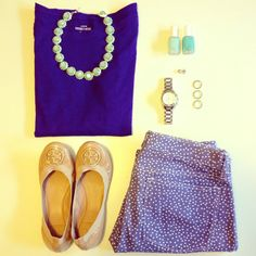Fashion Friday: OOTDs, Whereabouts and J.Crew