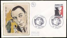 Timbre : 1981 Louis Jouvet 1887-1951 | WikiTimbres