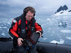The sound of icebergs melting: my journey into the Antarctic | World news | The Guardian