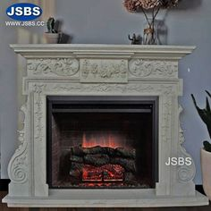 White Marble Fireplace Mantel www.jsbluesea.com info@jsbluesea.com whatsapp wechat:0086-13633118189 #fireplace #fireplacemantel #marblefireplace #art #artrestoration #homerenovation #jsbsmarble #jsbsstone #JSBS #gardendecoration Marble Fireplace Mantel, Marble Fireplaces, Fireplace Mantels, Marble Columns, Stone Columns, Happy National Day, Chinese Valentine's Day, Marble Carving, Stone Fountains