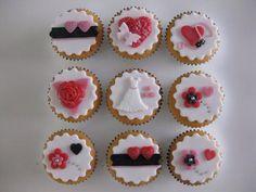 Trouw cupcakes