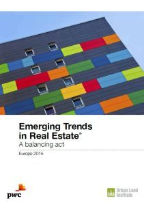 ULI Turkey: Emerging Trends in Real Estate® Europe - Event Summary - Urban Land Institute - Europe