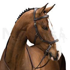 Horseware® Rambo® Micklem® New Multibridle Brown