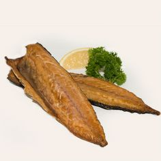 Smoked Mackerel from J. Willy Krauch & Sons Ltd Nova Scotia Canada Smoked Mackerel, Nova Scotia, Trout, Salmon, Seafood, Sons, Canada, Vegetables, Breakfast