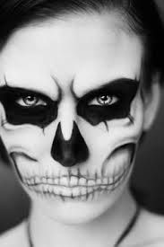 day of the dead skull makeup for guys - Google Search