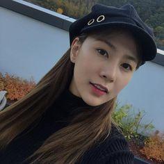 Oh Hayoung instagram update