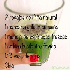 Remedios naturales con plantas: jugos verdes para prevenir el cáncer | Sentirse bien es facilisimo.com