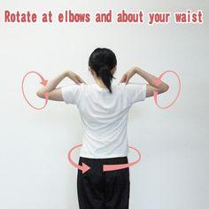 4 Shoulder-Blade Exercises to Bust Up Knots In Your Back - Diet Slism