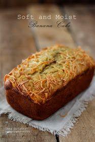 Cake Filling Recipes, Cake Flavors, Cake Recipes, Bread Recipes, Banana Bread Cake, Banana Cakes, Resep Cake, Mantecaditos, Cake Fillings