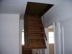 Attic Pulldown Stairs attic stairs pull down newsonair