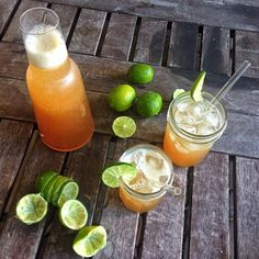 Nimbu Pani [Lime Water AKA Indian Lemonade]