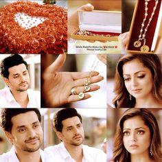 Tashan E Ishq, Drashti Dhami, Bridal Jewellery, Celebs, Celebrities, Indian Jewelry, Soaps, Tv Shows, Saree