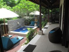 Bali Kubu Sari Villa Lembongan Indonesia, Asia Located in Nusa Lembongan, Kubu Sari Villa Lembongan is a perfect starting point from which to explore Bali. Featuring a complete list of amenities, guests will find their stay at the property a comfortable one. Facilities like free Wi-Fi in all rooms, luggage storage, Wi-Fi in public areas, airport transfer, tours are readily available for you to enjoy. Guestrooms are designed to provide an optimal level of comfort with welcoming...