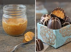 To quote Uncle Jesse... Have mercy!    Caramelized White Chocolate Truffles by the amazing @Elizabeth LaBau @ SugarHero.com