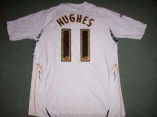 460e798d5 2007 2008 Hull City Hughes Adults Large Football Shirt Signed by Dean  Windass Classic Football Shirts