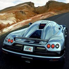 Simply Sublime - Koenigsegg CCX