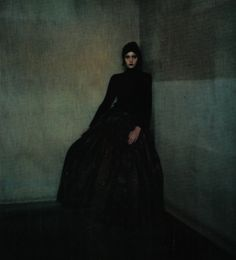 Vogue Italia Sept 1998 - Lida Egorova by Paolo Roversi