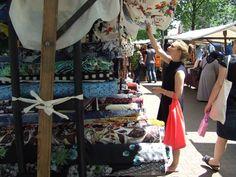 Il mercato si Neukölln: il mercato dei tessuti a Maybachufer | Blog ShoppingDONNA.it