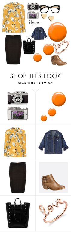 """Color Me"" by sheuniquephoto ❤ liked on Polyvore featuring Topshop, Manon Baptiste, River Island, Avenue, Mulberry, Sydney Evan and Lipsy"
