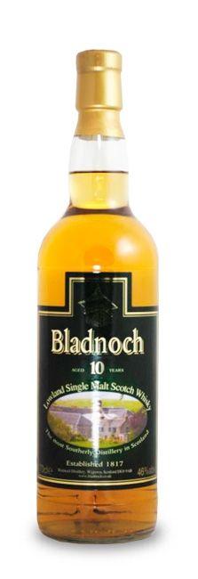 Bladnoch 10 Year Old