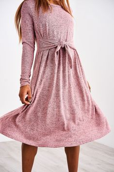 Latched Mama Midi Sweater Nursing Dress Nursing Pajamas, Nursing Clothes, Nursing Tops, Nursing Dress, Flutter Sleeve, Lounge Wear, Fashion Dresses, Dresses With Sleeves, Pumping