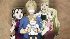 FMA Brotherhood. I couldn't have asked for a better closing image.