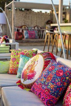Bright & Bold Cushions