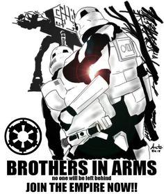 Stormtroopers by Antonio Palumbo  #starwars